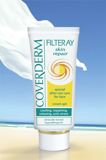 Coverderm Filteray Skin Repair