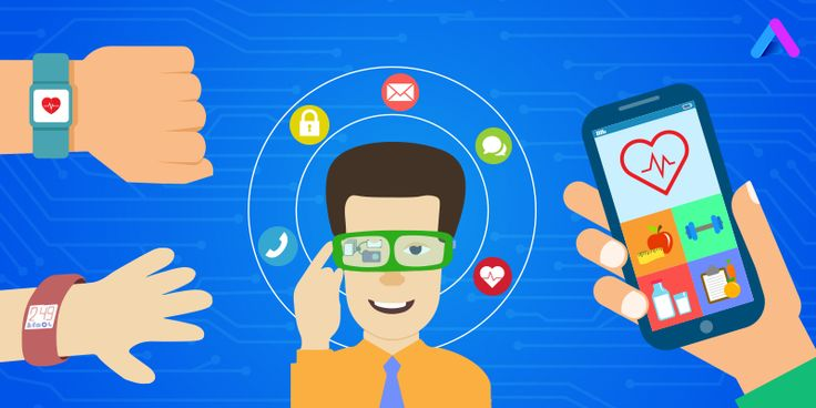 Wearables are the new trend in the technology sector, with exciting apps are being developed, check out how bright their future is.