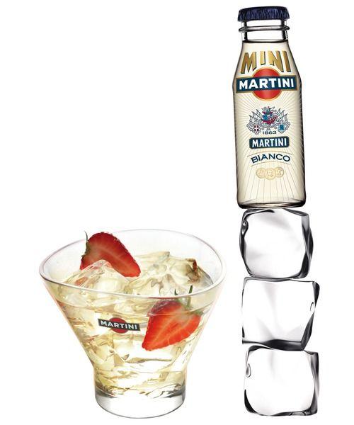Martini Bianco 250ml 100ml liquore fragola