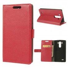 Forro Book LG G3 Magnetica Roja $ 29.100,00