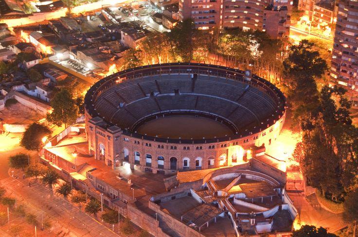 Desde Torre Colpatria.Bogota Colombia. América del Sur - South America.