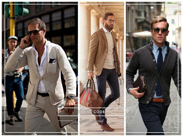 #dresscode #smartasual #man