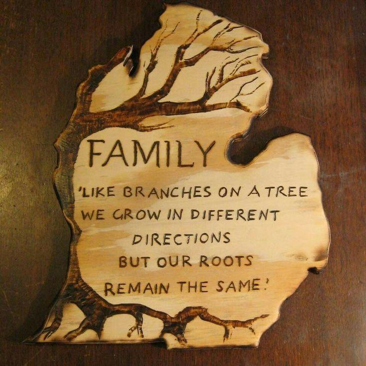 Tree art, I love the wood media