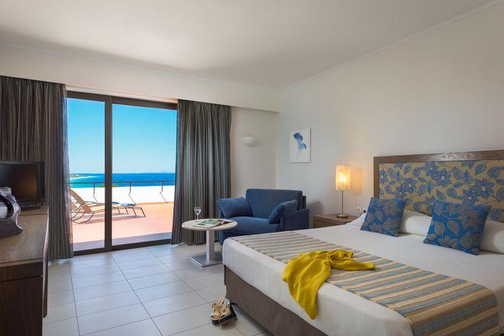 Elegant accommodation (standard double room sea view)