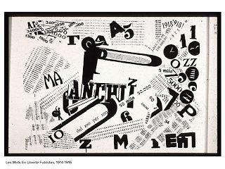 Design Theory F13 - Brett: Filippo Tommaso Marinetti Presentation