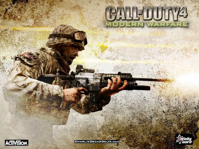 gun game cod4  free