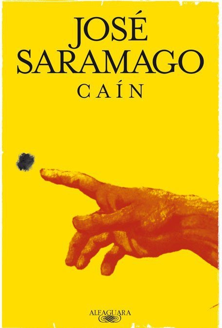 """EL LIBRO DEL DÍA: """"Caín"""", de José Saramago.    ¿Lo has leído? ¿Quieres ayudarnos a que las personas que visitan la web se hagan una idea del mismo? Entra en el siguiente enlace, puntúa y comenta el libro: http://www.quelibroleo.com/cain ¡Muchas gracias! 30-1-2013"""