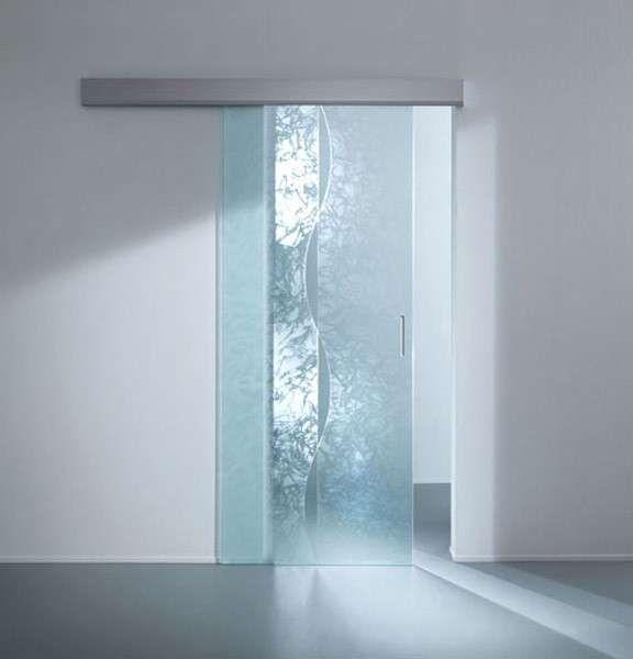 Porte scorrevoli - Porta scorrevole Incanto di Cristal