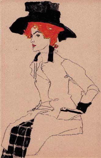 # 289 Egon Schiele