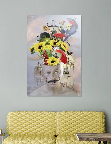 Discover «Summer Madness», Numbered Edition Acrylic Glass Print by Marius Els - From $69 - Curioos