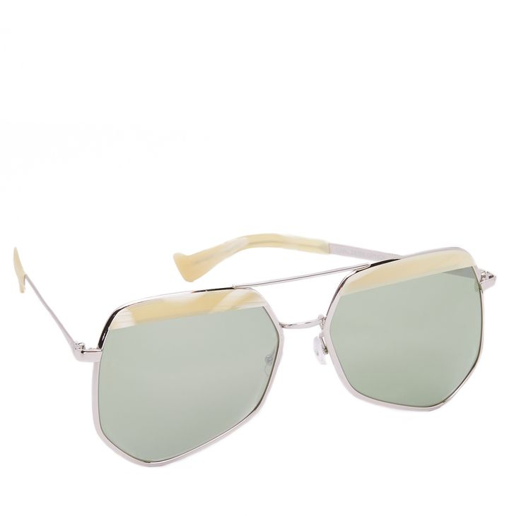 Grey Ant Hexcelled Sunglasses - $440.00