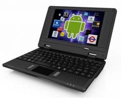This WOLVOL mini 7-inch laptop (4gb HD 256mb RAM), gives you all the benefits of travel internet access without the expense and bulk of larger laptops @ $109.94. To buy online click here : http://www.wolvol.com/cheap-laptops/black-7-laptop-netbook-android-22-wifi-flash-tons-games-apps-3-usb-ports-sd-card-slot-256mb-2gb