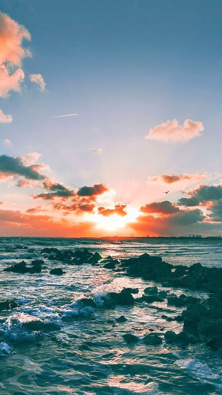 Ocean And Beach Tumblr Blog Photo Aesthetic Pinterest With Summer Wallpaper Summer Wallpapers Tumblr Landscape Wallpaper Cute Summer Wallpapers