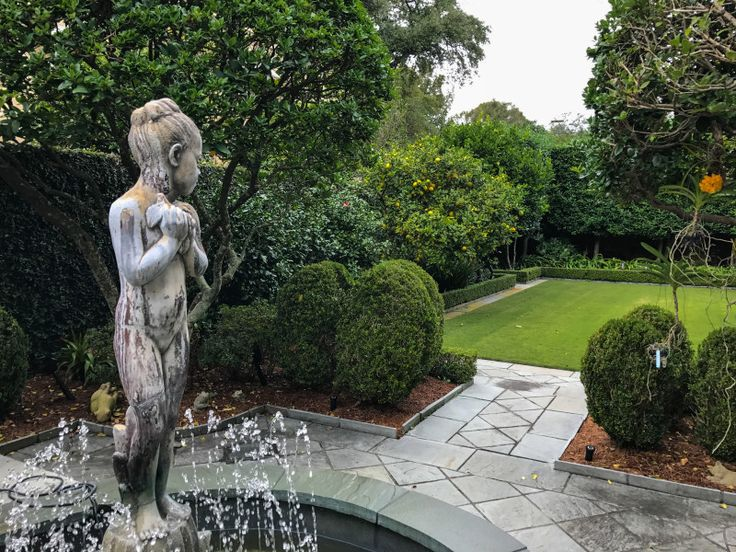 Garden Landscaping Newport : Inspiring garden design rooms with a view private newport glorious gardens