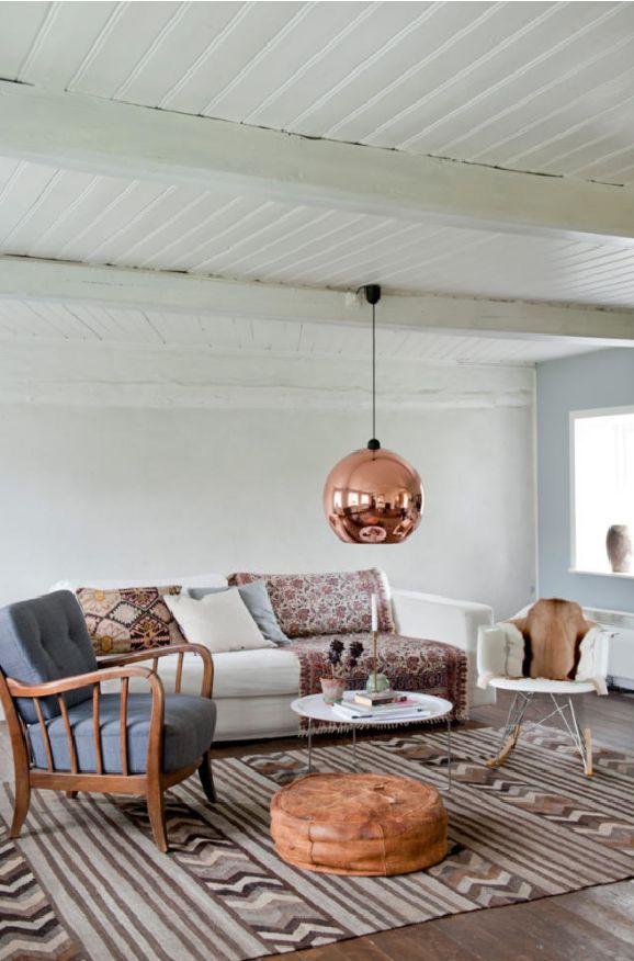 Die besten 25+ Hängende Deckenleuchten Ideen auf Pinterest - deckenlampen wohnzimmer led