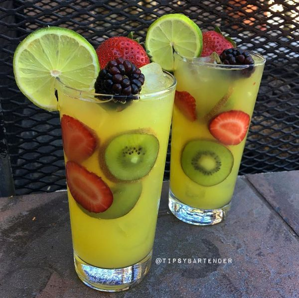8 Tropical Island Rum Cocktails: 1000+ Ideas About Rum And Lemonade On Pinterest