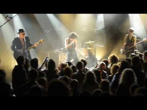Demi MOndaine / Private Parts / Iggy Pop unreleased song / Live / Paris / - YouTube