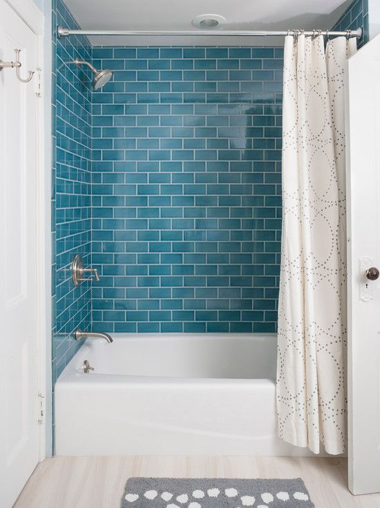 How Much This Beautiful Sanoma Tile Prices ? : Appealing Sanoma Tile With  Blue Ceramic Shower