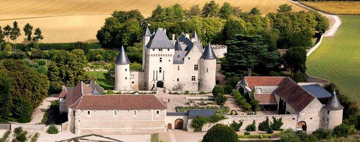 Chateau Du Rivau - Val de Loire - France