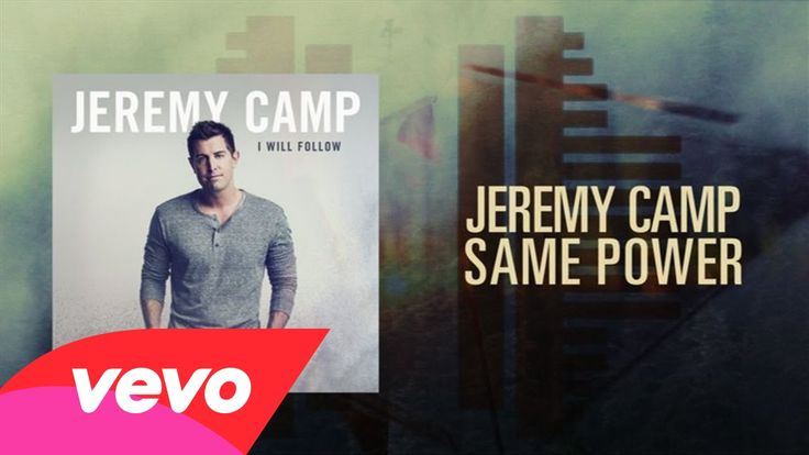 Jeremy Camp - Same Power (Lyric Video) Just living and believing this song right now in this season of life.