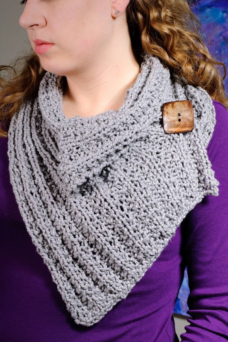 free+button+cowl+pattern | ve been seeing some beautiful ...