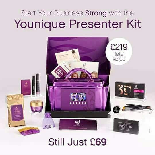 All this for just £69... You'll get training, incentive bonuses, Y cash to spend on more make up and the the chance to qualify for trips to the US https://youtu.be/ppvePbir8XE