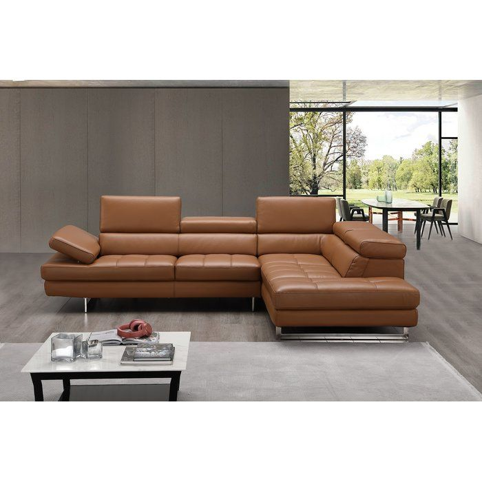Hugo Leather Sectional Furniture Leather Sofa Decor Leather