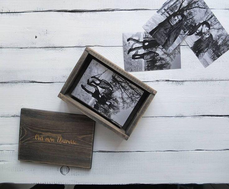 Воспоминания бережно собранные в коробочку.. #folk_makers