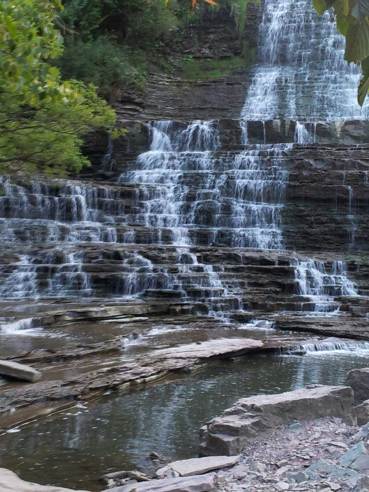 Albion Falls. Hamilton, ON. The Waterfall Capital of the World. Quality Suites Oakville
