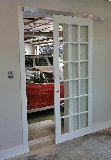 25 best sliding door track ideas on pinterest track for Full wall sliding glass doors