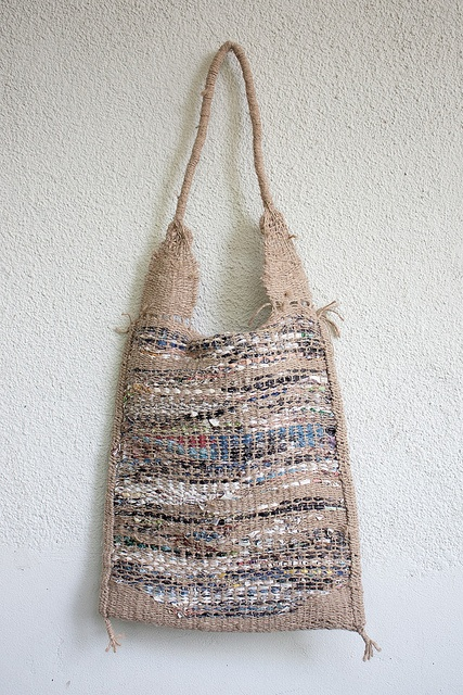 Handwoven bag (back) by rRradionica | Flickr - Photo Sharing!