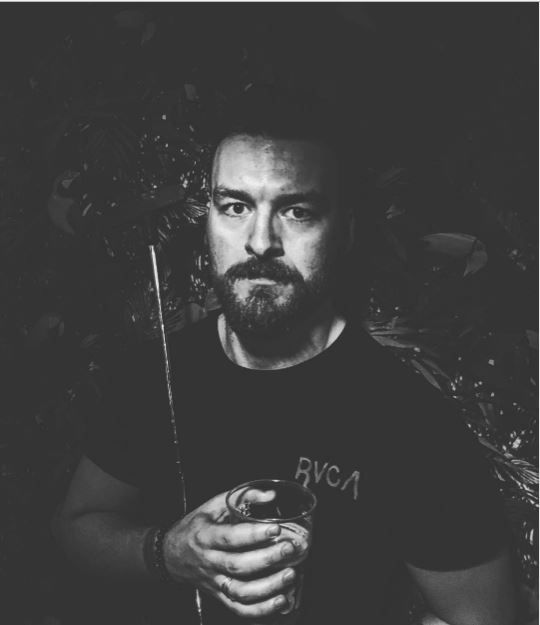 Matt Stokoe, Captain Marcheaux The Musketeers. Pic posted on his Instagram account. 14/02/2017.