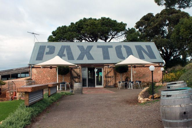 Paxton, Biodynamic, Winery, McLaren Vale, Local Food, Wine, South Australia, Top Wineries