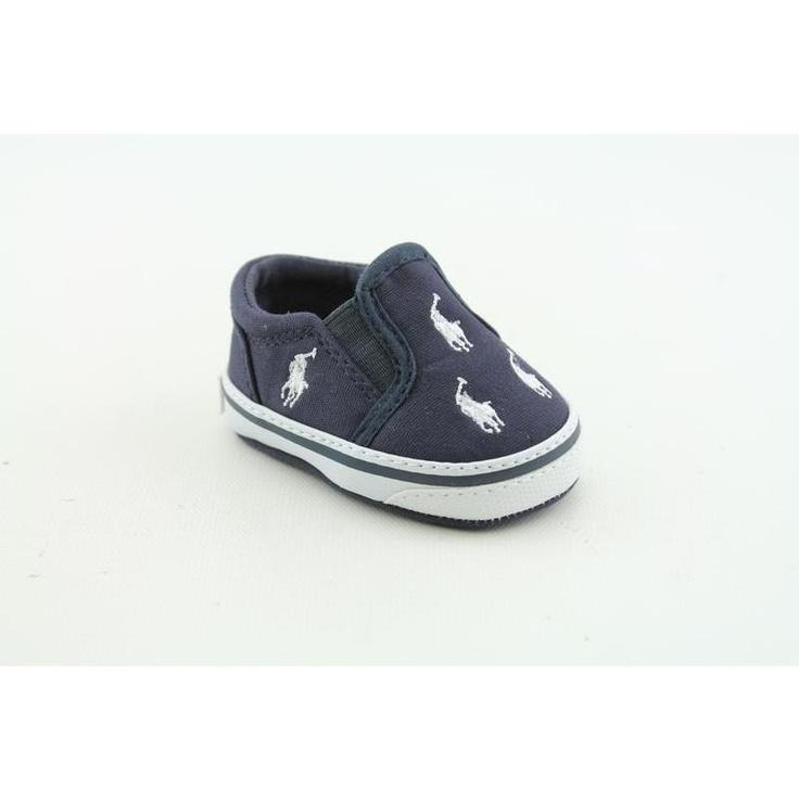 Ralph Lauren baby boy shoe