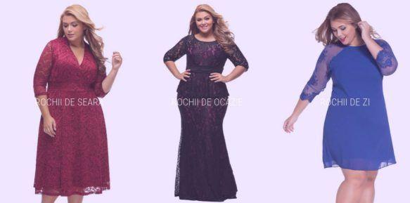 O excelenta selectie de rochii, pulovere, bluze si salopete marimi mari: XL, XXL, XXXL si XXXXL on http://www.fashionlife.ro
