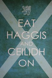 In Scots fashion, I'll ceilidh (dance) on but I'll change the haggis to the great nachos at Brody's in Glasgow........