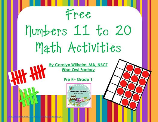 220 Best Learning Numbers Images On Pinterest