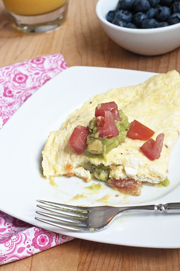 Guac Omelet