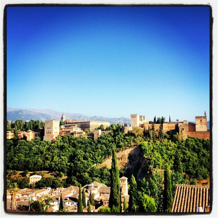 The Alhambra #Granada
