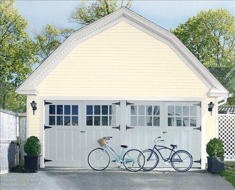 Les 25 meilleures id es de la cat gorie blanc benjamin for Porte de garage couleur bordeaux