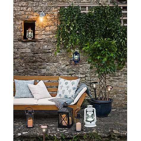 Buy John Lewis Sienna Outdoor Furniture Online at johnlewis.com #FashionMyHome