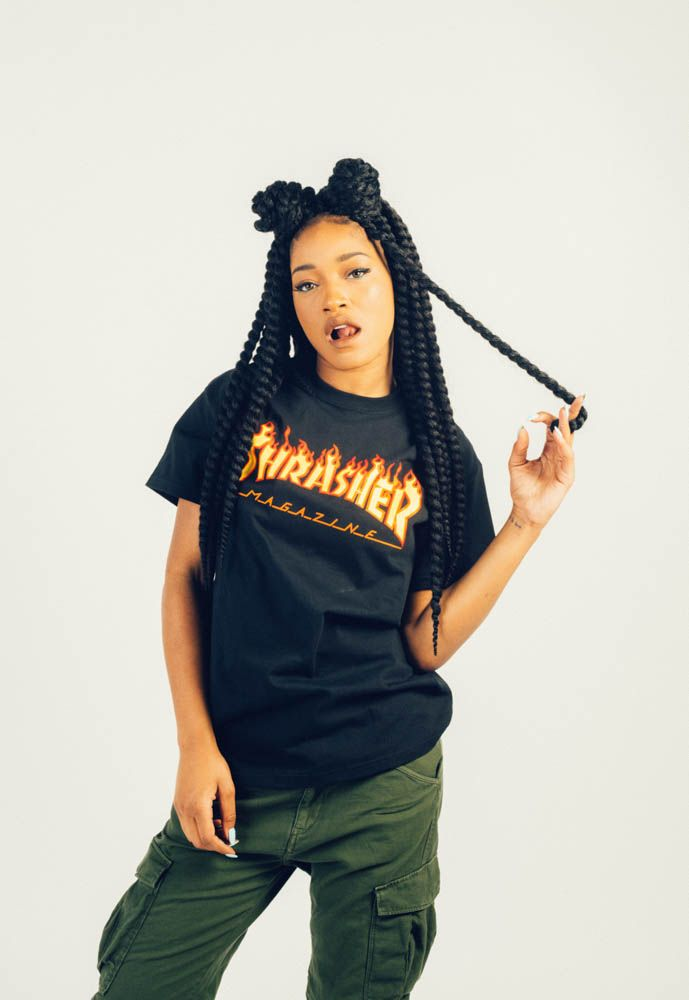 Cool 1000 Images About Keke Palmer On Pinterest Curly Wavy Hair Short Hairstyles Gunalazisus