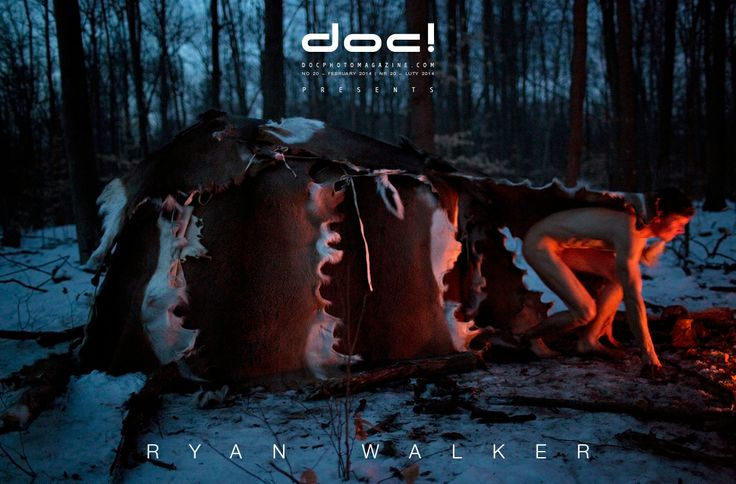 doc! photo magazine presents: Ryan Walker - COUSIN, WE HAVE GROWN UP @ doc! #20 (pp. 115-143)