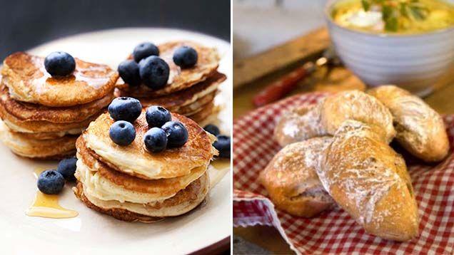 lyxig frukost recept