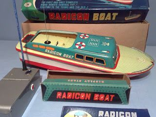 Radicon RC Radio Control Boat #radiocontrolboats