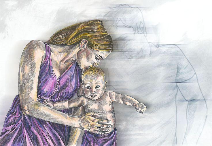 Ilustração Regular BI e BS (publicações Salesianas) on Behance