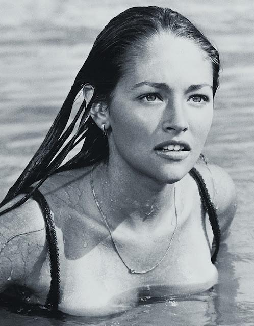 1960's bombshell...olivia hussey