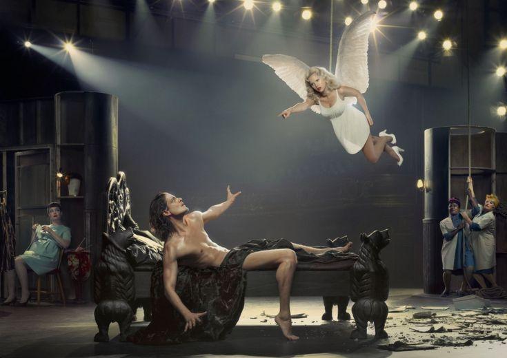 Erwin Olaf - De La Mar Theatre Angels in America