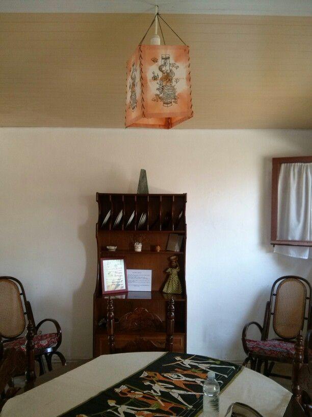 Interior de una casa. Verbum Dei. Siete Aguas. Valencia