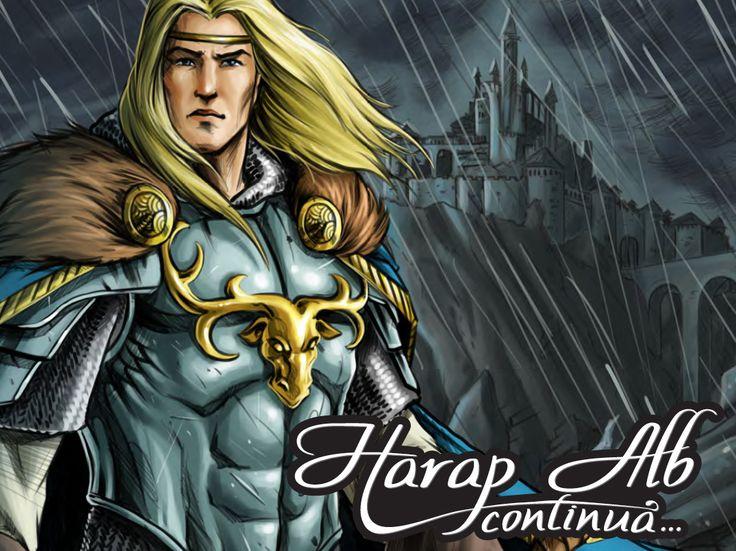 Comics magazine Harap Alb – 30% shares sold to Zitec